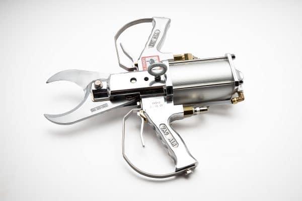 vac air inc, model vac-4 clipper, vac-4 turkey clipper