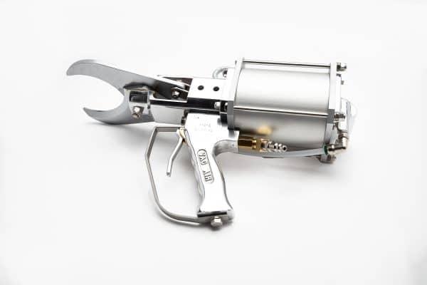 vac-4 clipper, vac air inc, meat processing equipment