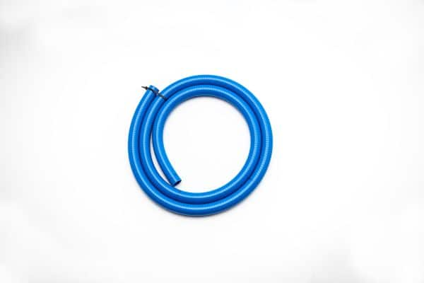 vac air inc, meat processing machine accessories, blue hose